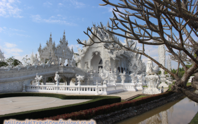 The mystical White Temple in Chiang Rai – the surreal Southeast Asian Gaudi sculpture?
