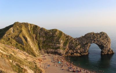 Durdle Door: Go Back Millions of Years In Time at UK's Jurassic Coast