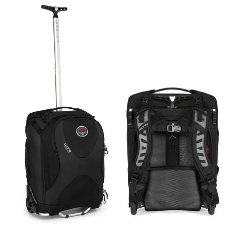 Top 7 Best Backpacks With Wheels For Travel Millennial Travel Confessions