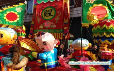 LONDON CHINATOWN – How To Celebrate Chinese New Year in London Chinatown