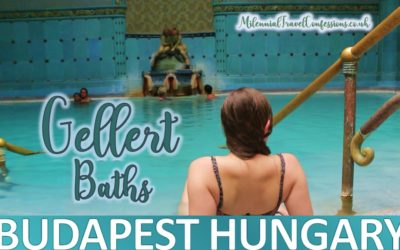 Gellert Baths in Budapest Hungary – Why You Should See Them Right Now